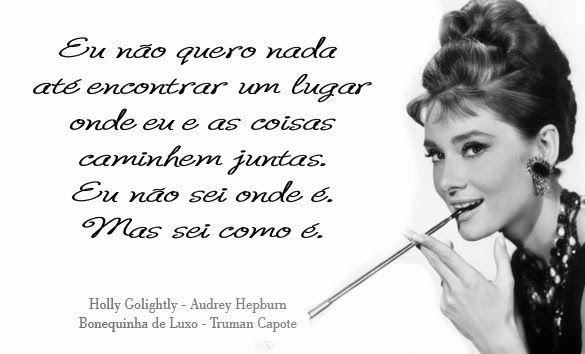 Décimo Terceiro Outono: Divas do Cinema: Audrey Hepburn