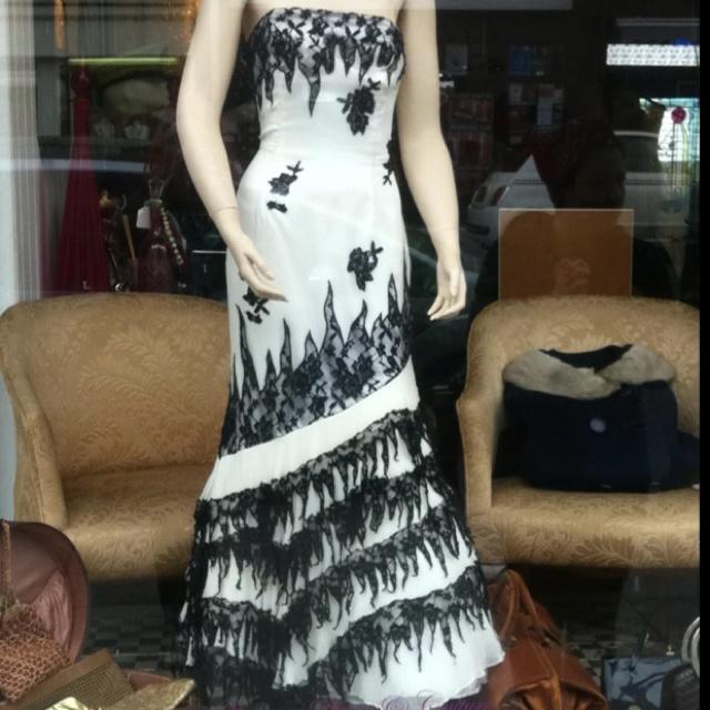 Fab dress in Leigh.