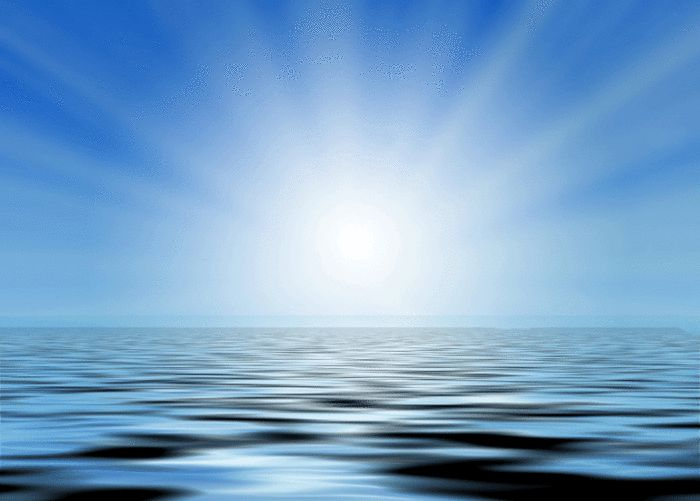 анимация вода море удовлетворительном состоянии