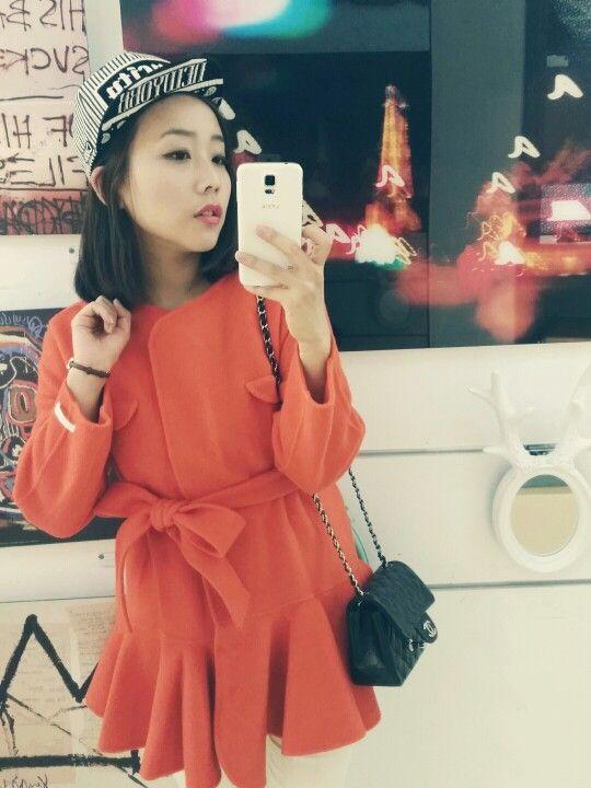 #dailylook#dailylook#dress  www.pencildress.co.kr