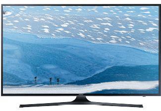 SAMSUNG UE43KU6079, 108 cm (43 Zoll), UHD 4K, SMART TV, LED TV, 1300 PQI, DVB-T, DVB-T2 (H.265), DVB-C, DVB-S, DVB-S2