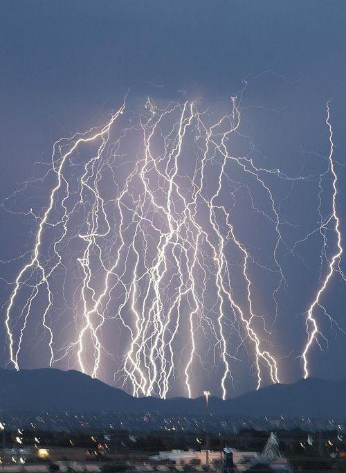 Multiple Lightning Strikes                                                                                                                                                                                 More