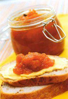 how to make homemade pumpkin jam
