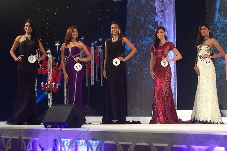 Kiran Jassal Crowned as Miss Universe Malaysia 2016