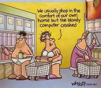 computer cartoon: Funny Cartoon, Green Goddesses, Funny Pictures, Comic Books, Computers Humor, Online Shops, Dips Recipes, Computers Jokes, Funny Computers