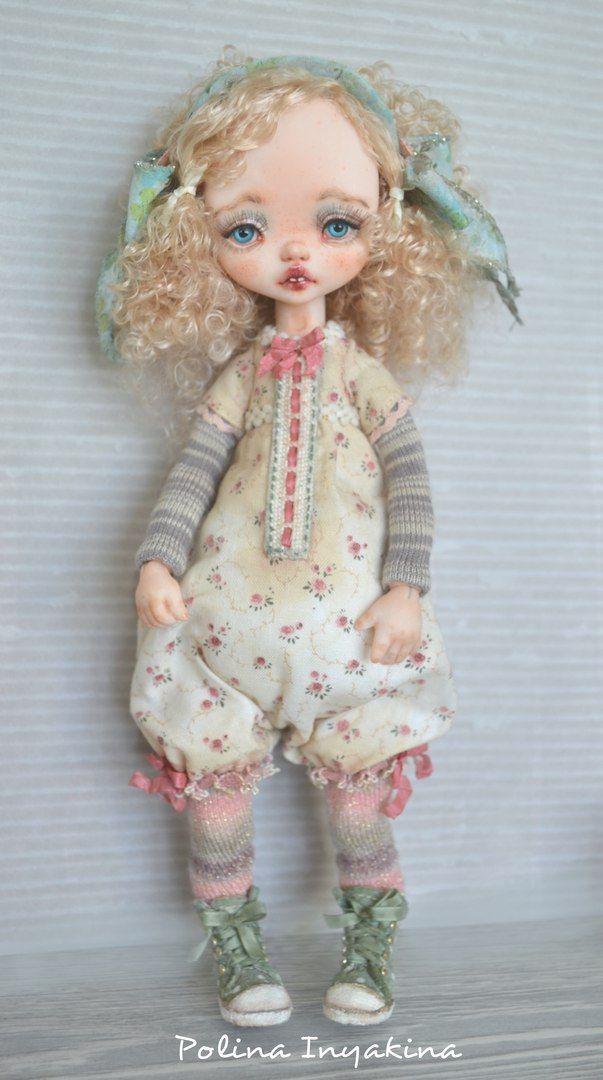 Muñecos de Polina Inyakina |  VK