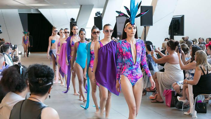 Hine-nui-te-pō: Dreaming through design - Indigenous designers displayed their cultural expression through fashion and design during the 5th annual The Global Indigenous Runway at the weekend.