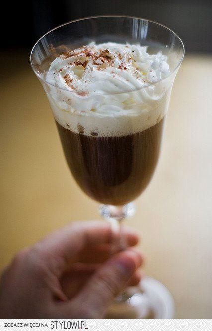 Kawa po irlandzku Przepis, Irish Coffee | Przepisy Bari…
