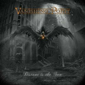Australia's finest melodic metal band, Vanishing Point formed in the early 1990's and issued their first album 'In Thought' in 1997. Their latest album, 'Distant Is The Sun' proves to be the perfect blend of progressive rock/metal/gothic/melodic AOR the band is known for.  The album was mixed at Greenman Studios in Germany by Sebastian 'Seeb' Levermann (Orden Ogan) and features Sonata Arctica's vocalist Tony Kakko as a special guest vocalist.
