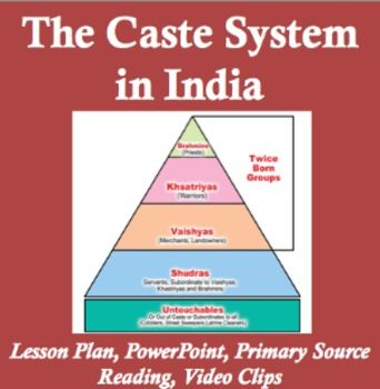 discrimination and caste systems The indian caste system is historically one of the main dimensions where people  in  although discrimination on the basis of caste has been outlawed in india.