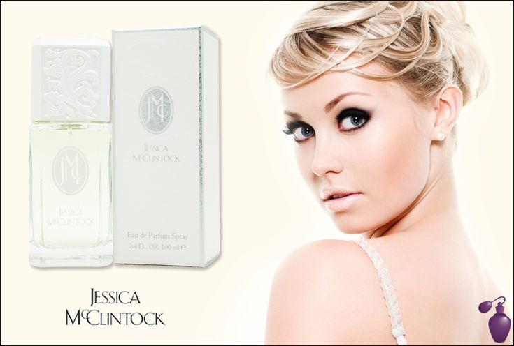 Scent Spotlight: Jessica McClintock perfume | Eau Talk - The Official FragranceNet.com Blog