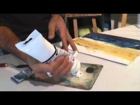 1513 best Cours de peinture et dessins images on Pinterest Acrylic - primaire d accrochage peinture
