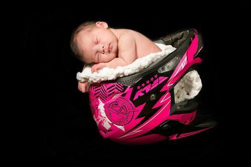 Motocross Baby Girl