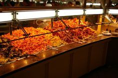 Best Seafood Buffets in Las Vegas