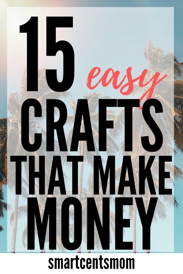 Hot Craft Ideas To Sell On Etsy Smartcentsmom Money Making