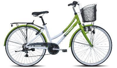 Akkk warnanya cakepppp! #sepeda #sepedahijau #olahraga #bike #citybike #sepedapolygon #polygonsierra
