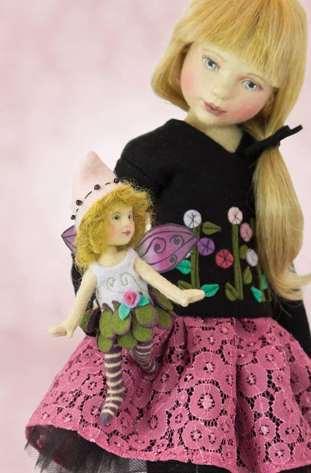 Куклы Мэгги Иаконо - 24 Марта 2017 - Кукла Тильда. Всё о Тильде, выкройки, мастер-классы.