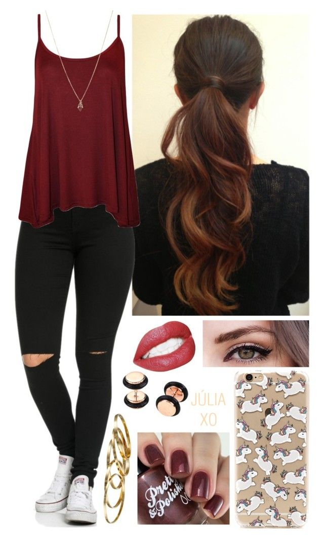 Babysitting <3 by cabraljulia on Polyvore featuring beauty, Forever 21, French Connection, ASOS and WearAll