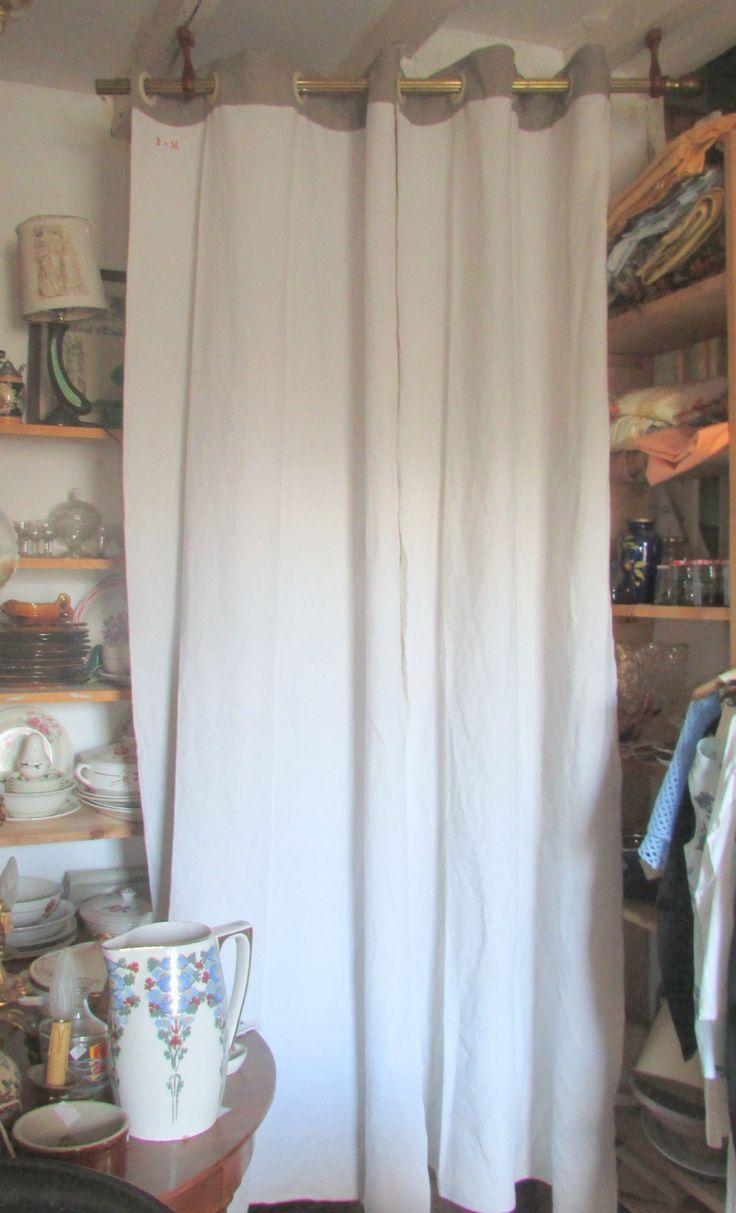 Home decoration autrefois rideaux - 2 Grands Rideaux