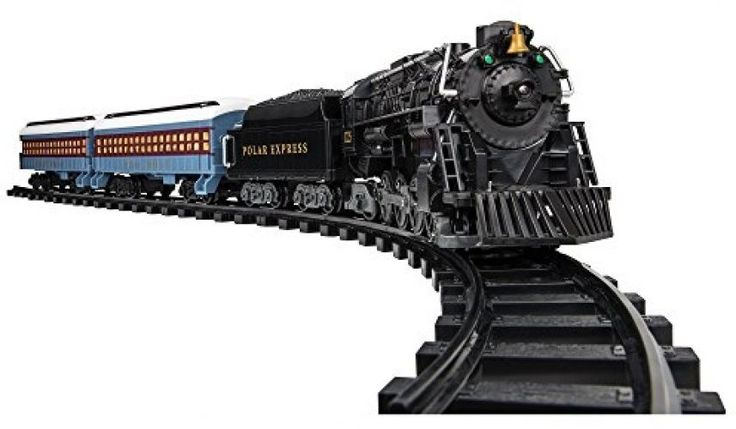 Polar Express Train Set Ready To Play Lionel Gauge RC Locomotive Battery Toy New | Toys & Hobbies, Model Railroads & Trains, O Scale | eBay!
