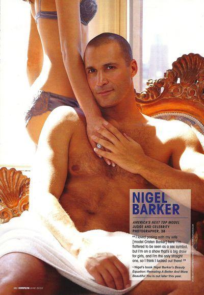 nigel barker shirtless