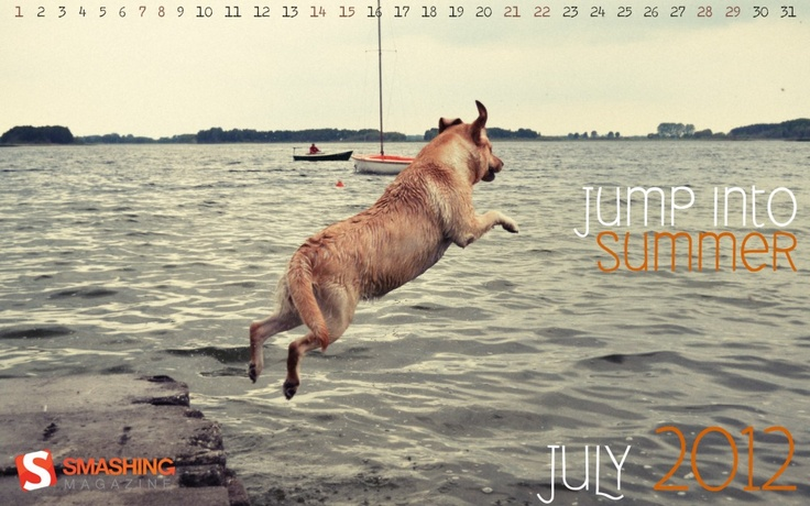 Summer 3AMI - Smashing Desktop Wallpapers - July 2012