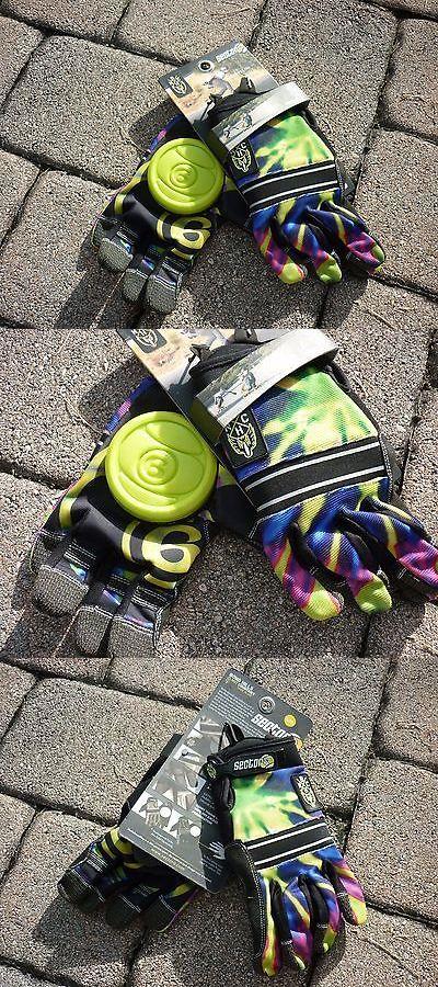 Wheels 165946: New Sector 9 Limeburst Bhnc Slide Gloves Longboard Skateboard Small Medium S M -> BUY IT NOW ONLY: $34.99 on eBay!
