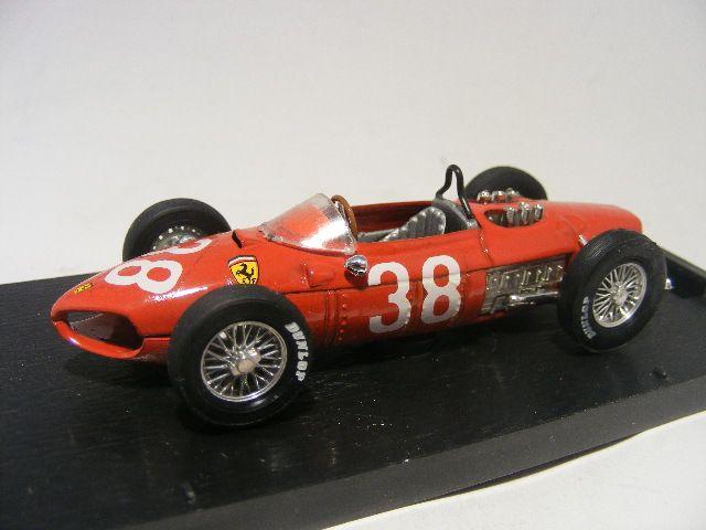 Ferrari 156 F1 1:43 Brumm R124
