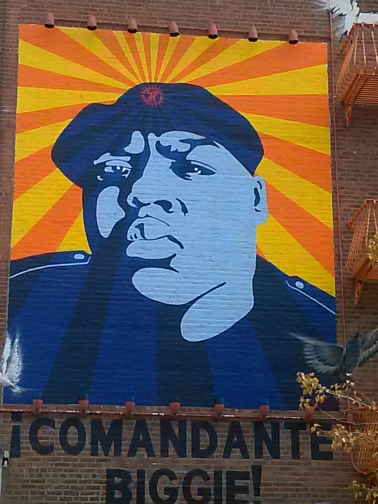 16 best images about sean meenan 39 s brooklyn love building for Biggie smalls mural brooklyn