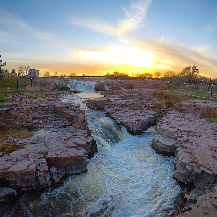 Join travel writer Justin Walter on an urban adventure in the Midwest and learn 12 Reasons to Travel To (and Not Through) Sioux Falls, South Dakota.