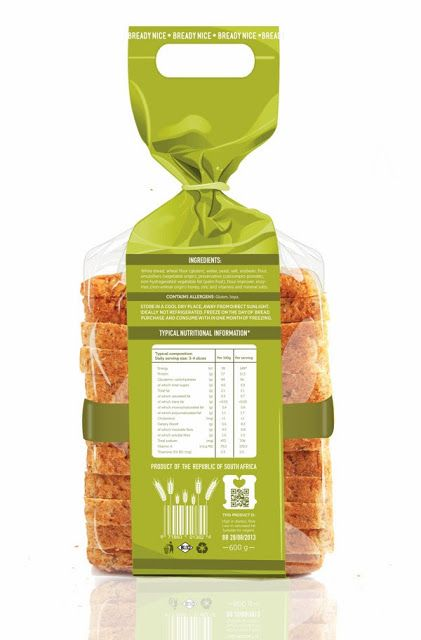 Eazyloaf Fresh Bread (Student Project) on Packaging of the World - Creative Package Design Gallery