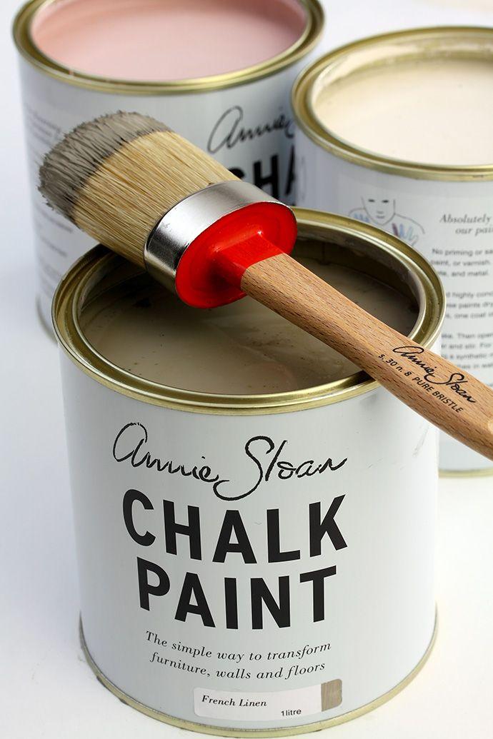 Annie Sloan Colored Chalk Paint
