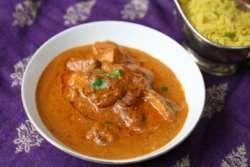 Chicken Balti Curry