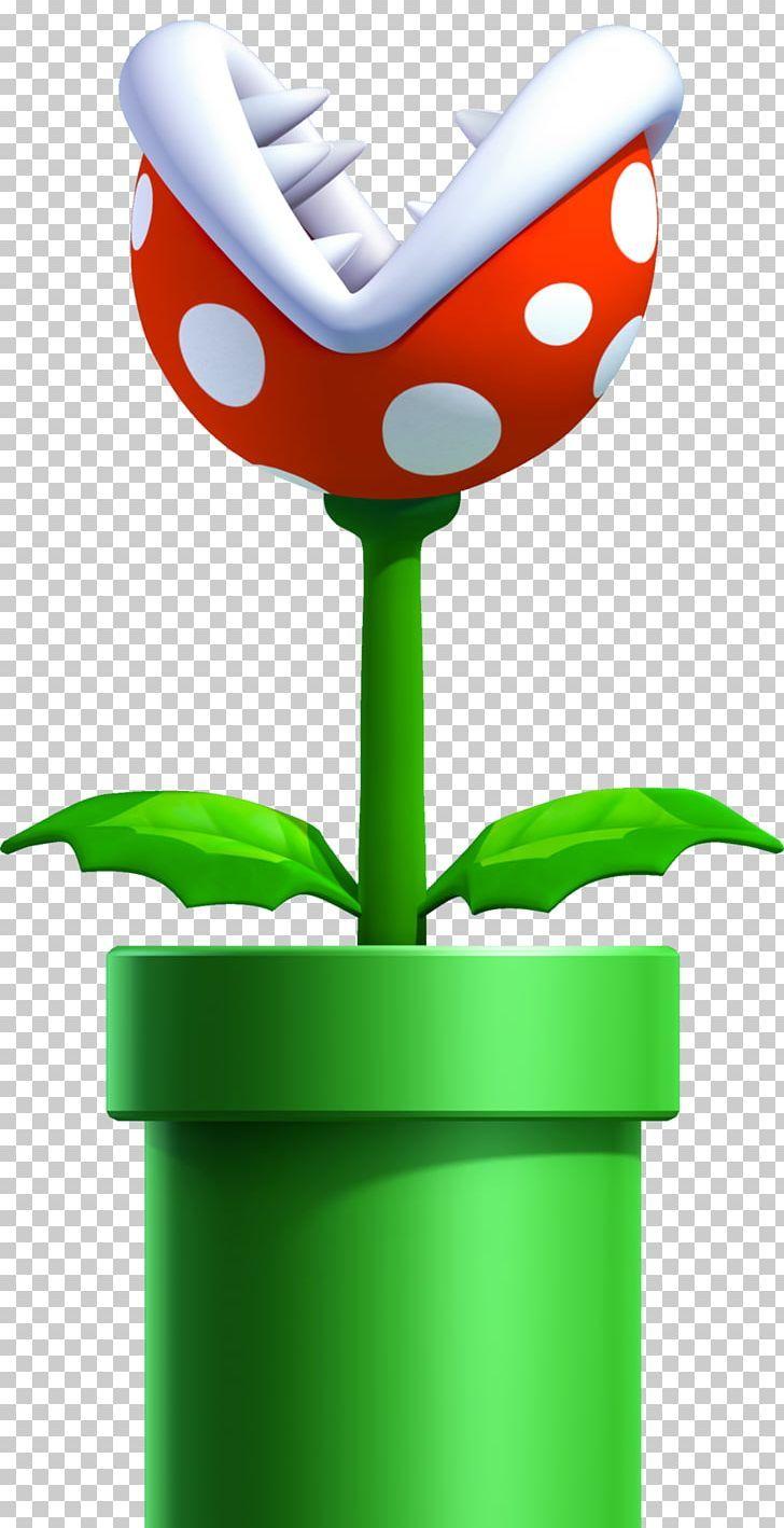 New Super Mario Bros U New Super Mario Bros Wii Png Flower Flowerpot Gaming Green Mario Super Mario Bros Mario Bros Super Mario