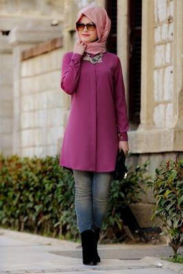 Gamze Polat G Lkurusu Elika Tesett R Tunik Gamze Polat Pinterest Modest Fashion Hijab