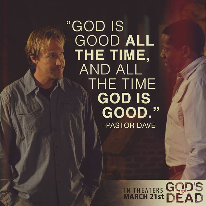 God Is Great Quotes And Sayings: And All The Time? GOD IS GOOD!