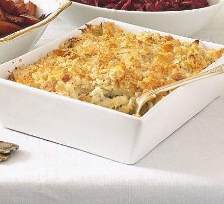parsnip celeriac bake parsnip celeriac bake lovely side dish with a ...