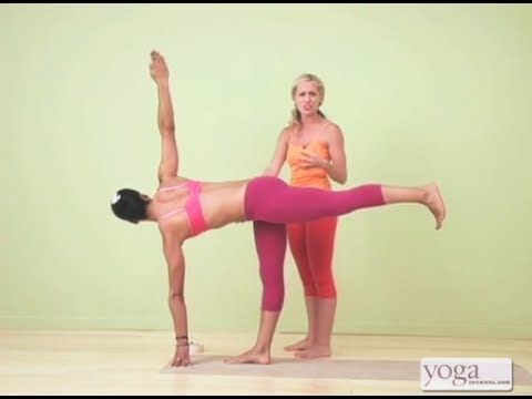 Give your digestive system a natural boost with this twisting, detoxifying practice. This sequence by Kathryn Budig, from the Yoga Journal To Go podcast series, is designed to cleanse both your body and clear your mind with a sequence that will heat and create space in the body, aiding in digestion and mental clarity.    For more Yoga Journal vi...