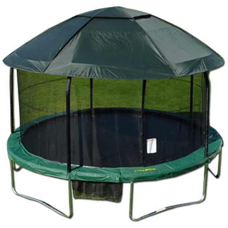 14 Ft Round Trampoline Cover For Elite Jumppod