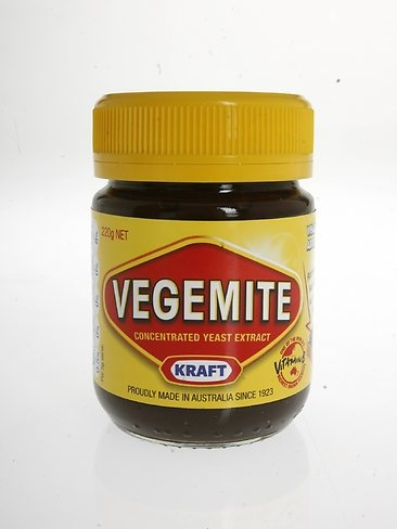 Australian Icon:  Vegemite