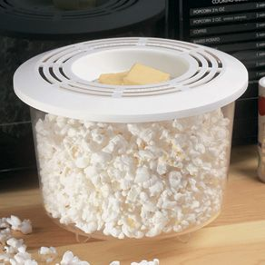Originally got mine from Regal when they were still big in Canada and then found it on Miles Kimball's site. The BEST Microwave Popcorn Popper ever!