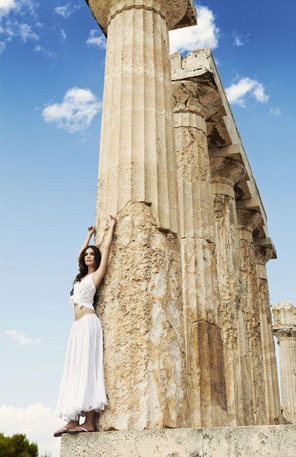 Katerina Moutsatsou // Afaias Temple, Aegina island