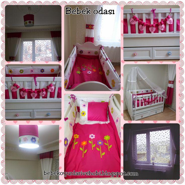 Bebek oyunları ve hobi: bebek odası uyku seti perde avize Kendin Yap (baby...