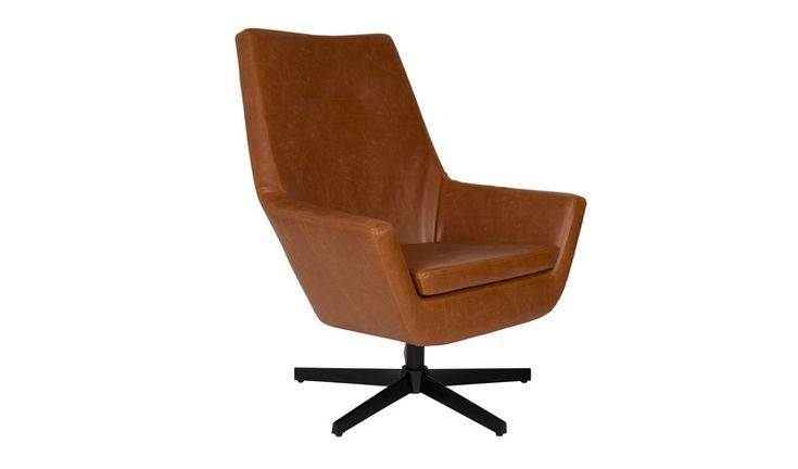 LOUNGE FAUTEUIL DON ZUIVER KIKKE SPULLE