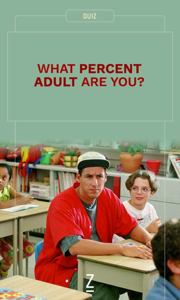 What Percent Adult Are You Zimbio Quizzes Would You Rather