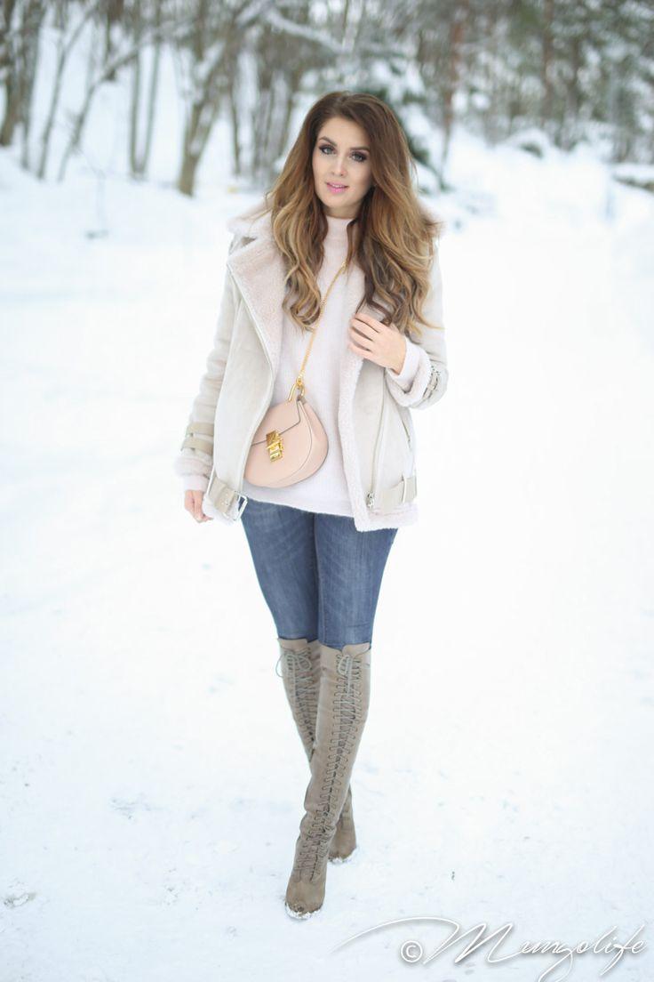 Light Winter Outfit Instagram Mungoanna Details Http