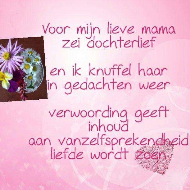 Moeder-dochter-liefde  Copyright Driesnoer!