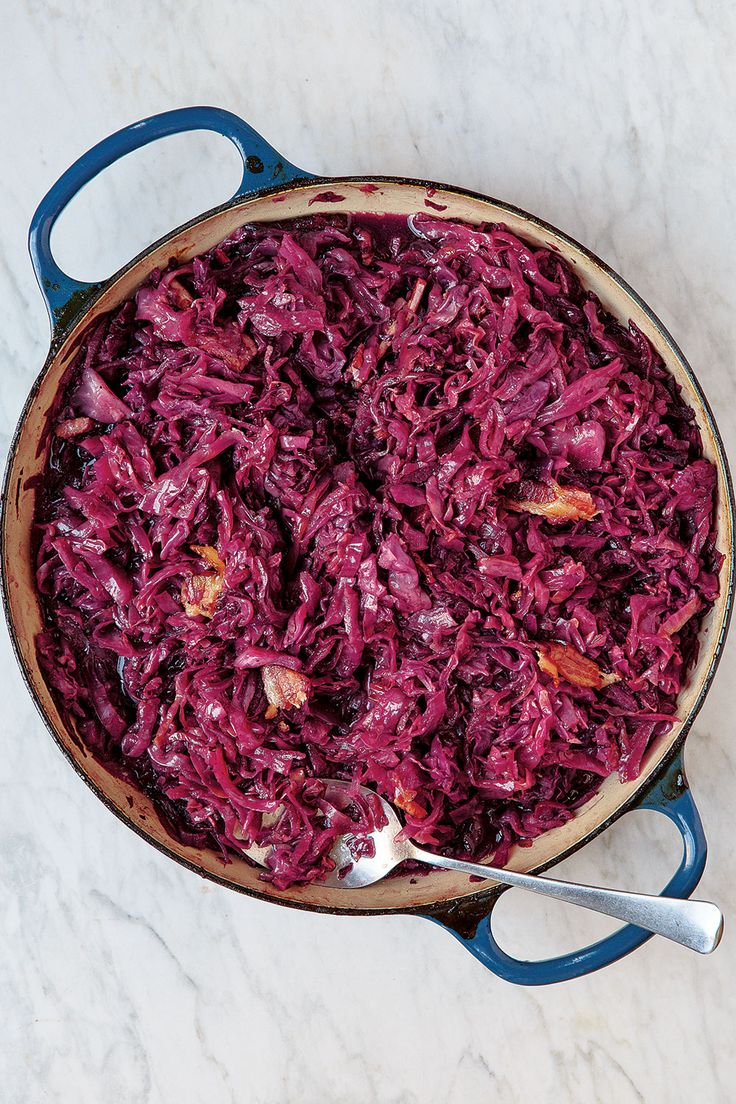 Thomas Keller's Braised Red Cabbage | SAVEUR