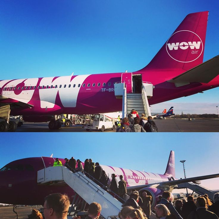 This is what it's like to fly on budget airline Wow Air - Business Insider