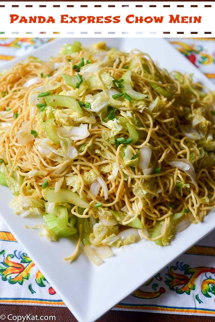 how to make the best chow mein